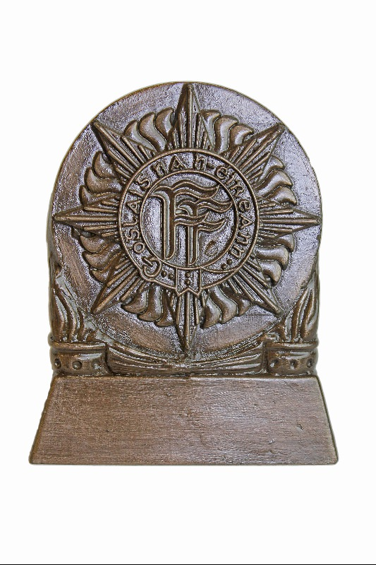 DT1 Irish Army Plaque (IS4)