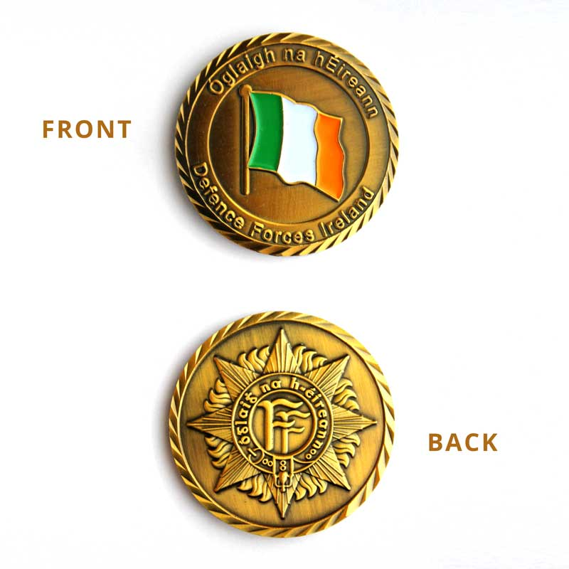 Military Coin (C1)