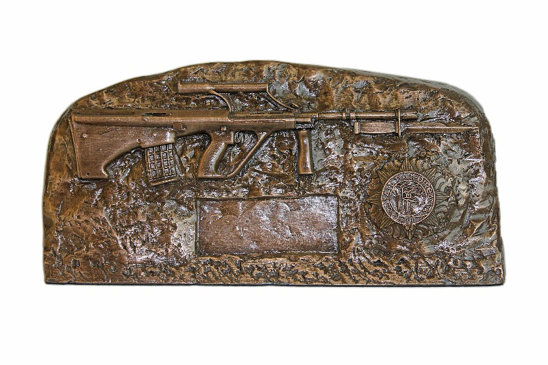 Steyr Plaque (IS17)